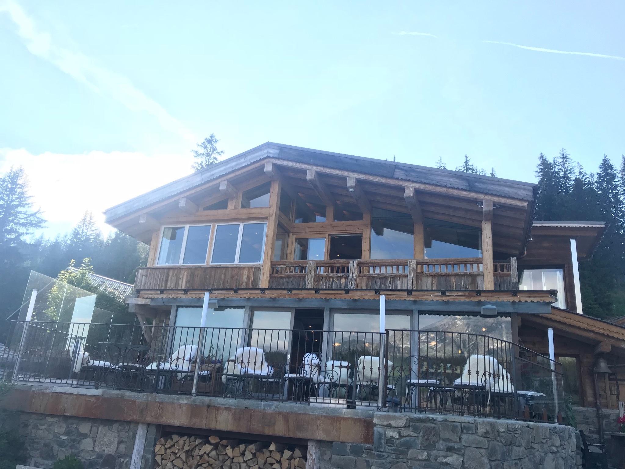 Maison En Bois Annecy la maison des bois - marc veyrat, manigod | michelin star