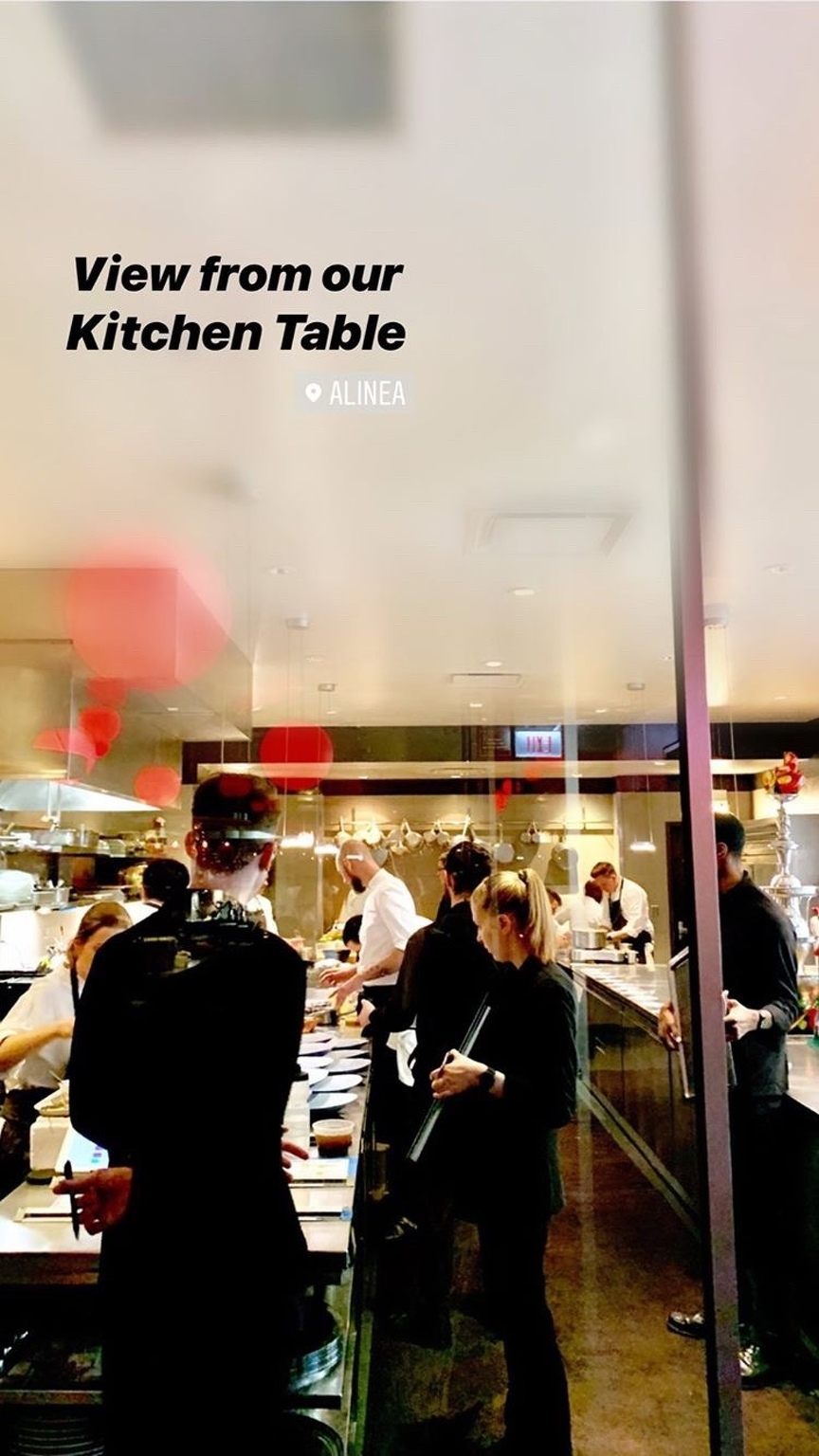 Alinea Chicago Michelin Star Restaurant 2020 Reviews