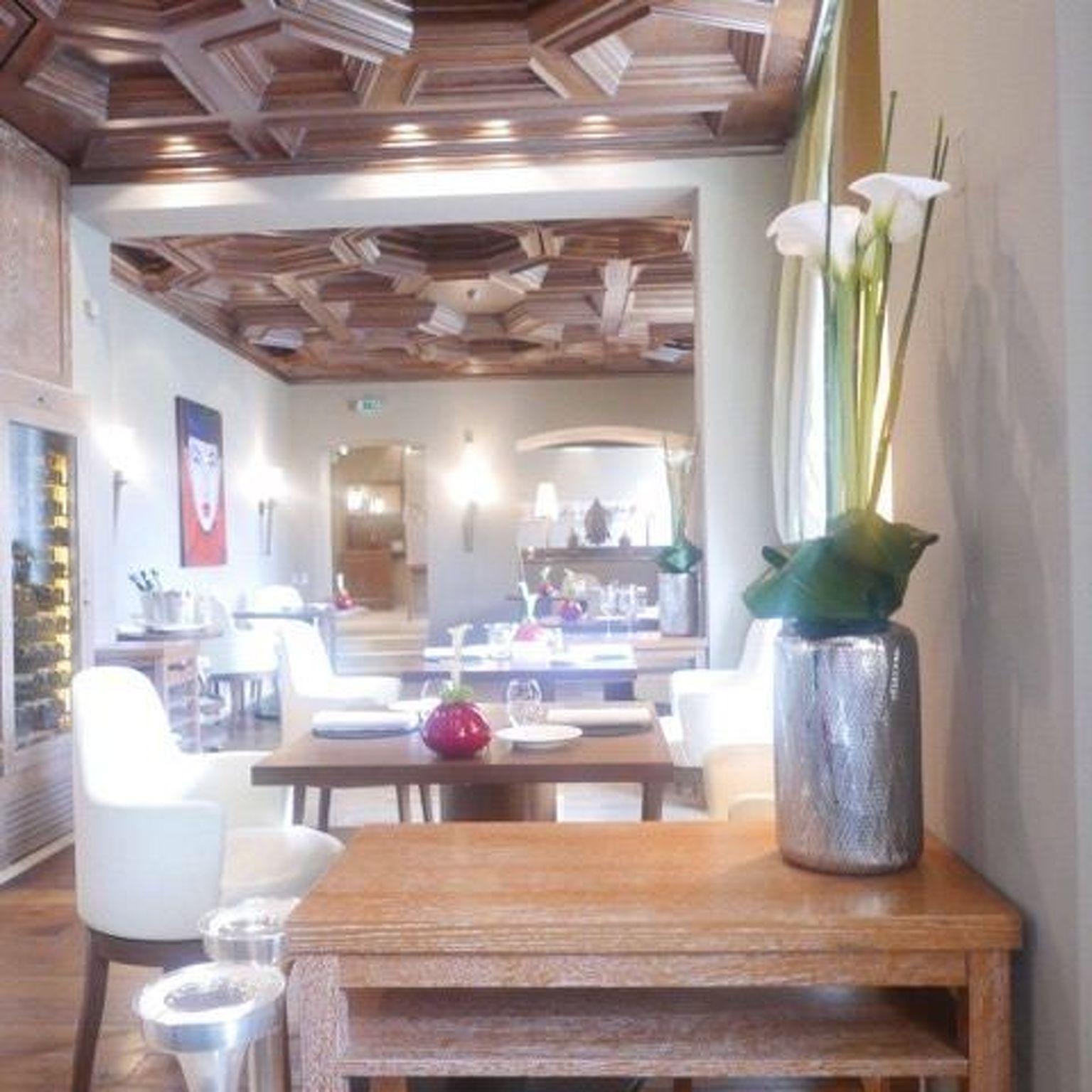 Christian Bau Restaurant