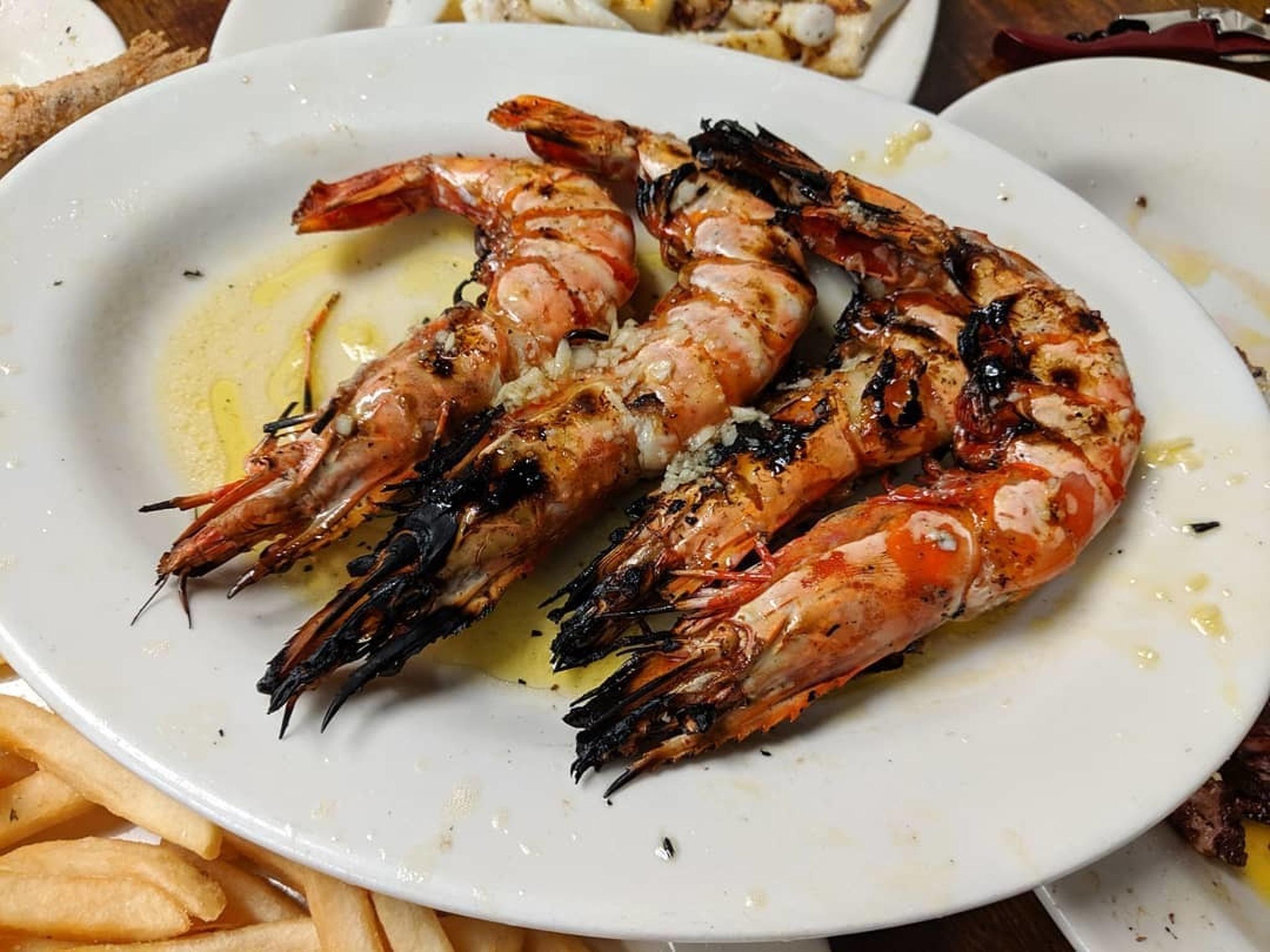 Dinner at Astoria Seafood Market ...