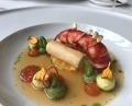 Lunch at Burgrestaurant Schwarzenstein