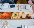 Dinner at Portsmith