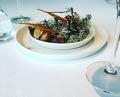 Dinner at Restaurant Geranium