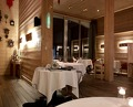 Dinner at Flocons de Sel - Hotel Restaurant Haute Savoie