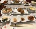 Dinner at モッタ海岸温泉旅館 (Motta-Kaigan Onsen)