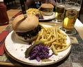 Dinner at Craft Burger & Bier