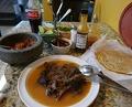 Dinner at Birrieria Zaragoza