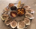 Lunch at Neptune Oyster