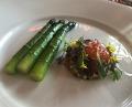 Lunch at Ritz Restaurant