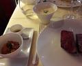 Dinner at Le Moissonnier
