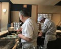 Lunch at Sato