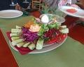 Lunch at Restaurant Vodenitzata