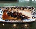 Lunch at Eel Hirokawa