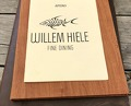 Lunch at Willem Hiele
