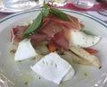 Lunch at Locanda Busento Pizzeria