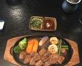 Lunch at Yakimono Rothschild