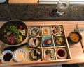 Lunch at Engawa