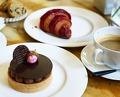 Cafe at Hotel Café Royal