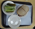 Lunch at Katz's Delicatessen