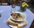 Lunch at Schlosswirtschaft Maxlrain