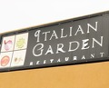 Lunch at Italian Garden