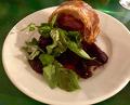 Dinner at 40 Maltby Street
