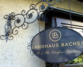 Lunch at Landhaus Bacher
