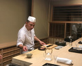 Snow crab orgie in Kanazawa, dinner at 片折 Kataori
