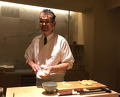 The undisputed master of Tempura; dinner at Tempura Niitome