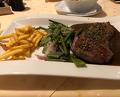 """Dinner at Hotel """"Villa am Rhein"""""""