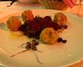 Dinner at Vinodol
