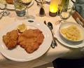 Dinner at Plachutta
