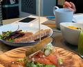 Breakfast at NeoBiota