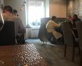 Lunch at L'Esquisse
