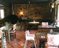 Lunch at the new 2 star close to Pamplona. El Molino de Urdaniz
