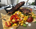 Dinner at Boho