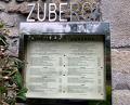 Dinner at Zuberoa