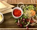Lunch at K+K am Waagplatz - Restaurant & Tagesbar
