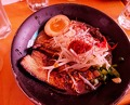 Dinner at Mr Taka Ramen