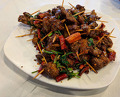 Dinner at Chengdu Taste