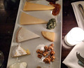 Dinner at Casellula Cheese & Wine Café