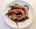 Dinner at The Four Seasons Restaurant