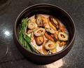 Dinner at Racines NY