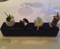 Meal at La Vision