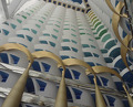 Meal at Skyview Bar at Burj Al Arab