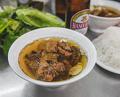 Dinner at Bún Chả Hương Liên