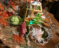 Dinner at Japanese restaurant Miyabi