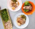 Dinner at Khao Kha Moo Chang Phueak (ข้าวขาหมูช้างเผือก