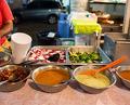 Dinner at Tacos El Flaco