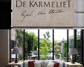 Dinner at De Karmeliet